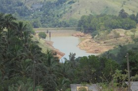 Kandetenna tank collects  eroded soils